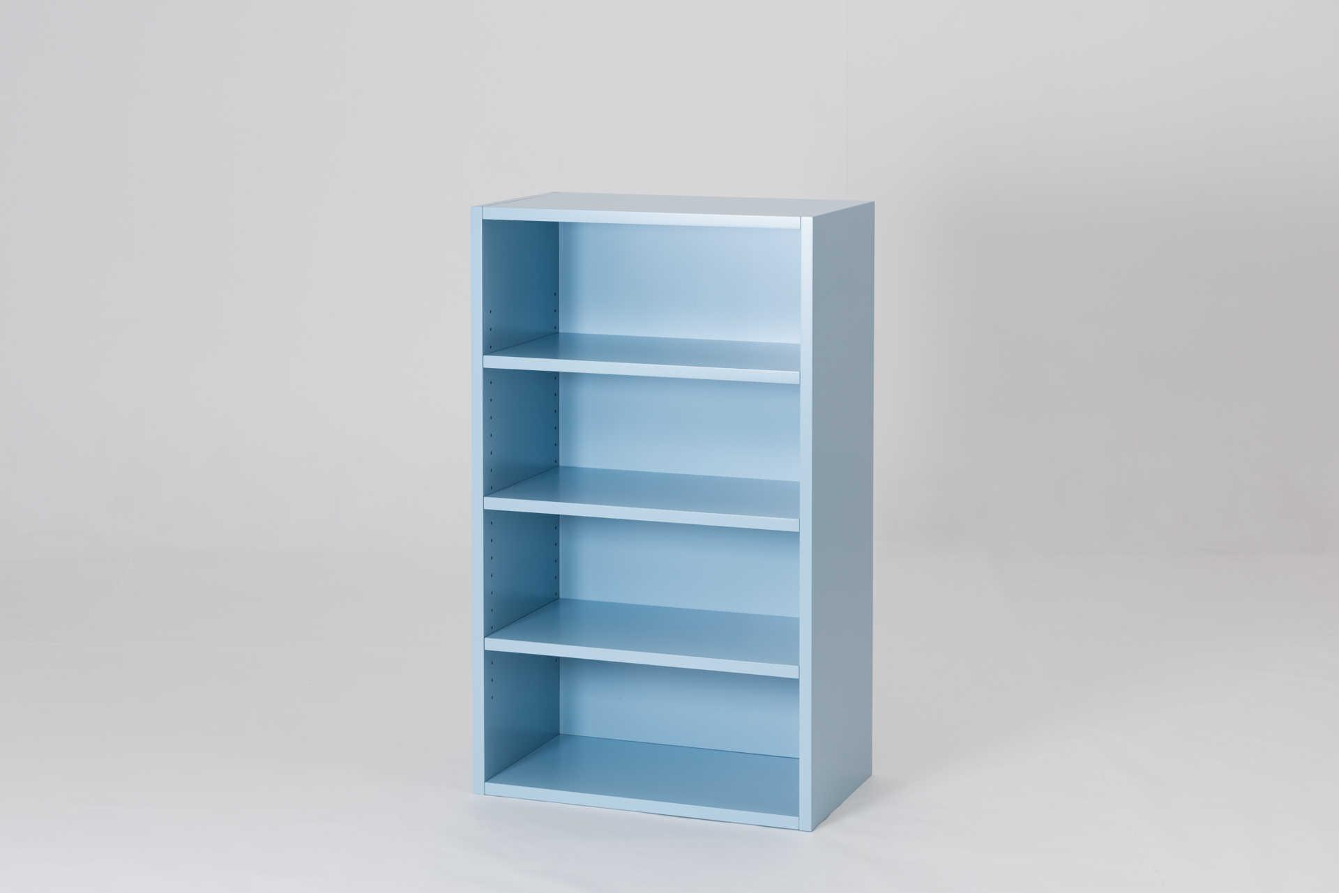 Soda Blue W60cm H100 W35 列数1 棚板3枚