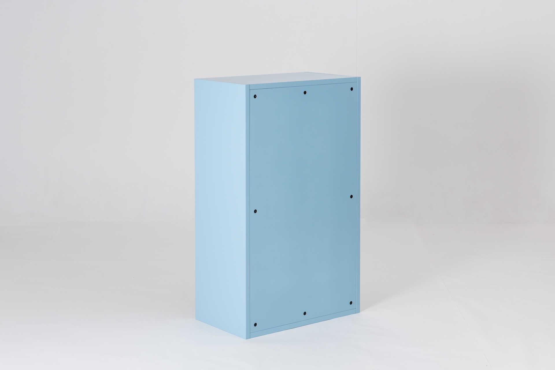 Soda Blue W60cm H100 W35(背面)